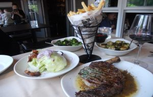 Wondering where to eat in Saugatuck? Try Bowdies for a fabulous meal!